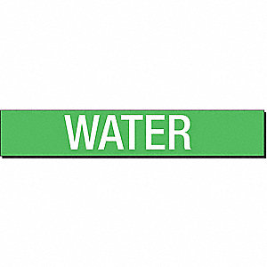PIPEMARKER 93420 WATER