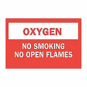 SIGN 70471 NO SMOKING N/H 10X14