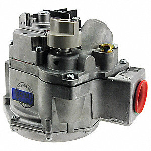 Gas Valve, Metal, For Use With 3CFJ6