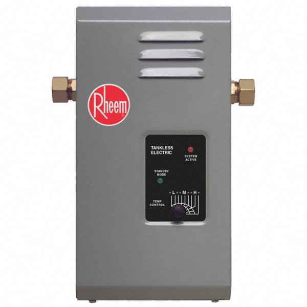 Rheem 240vac Undersink Electric Tankless Water Heater
