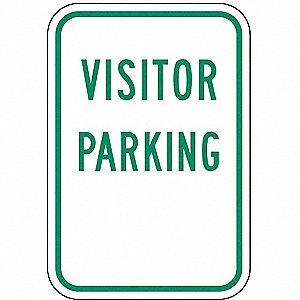 SIGN VISITOR PARKING