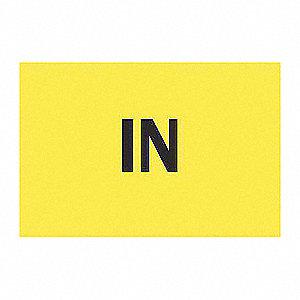 SIGN DOOR N/H 7X10