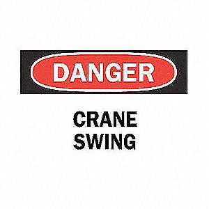 SIGN CRANE SWING