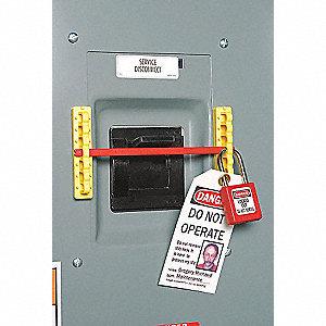 EZ 480/600 VOLT BREAKER BLOCK KIT