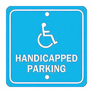 SIGN HNDCP PARKING
