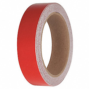 Reflective Sheeting Marking Tape,1In W