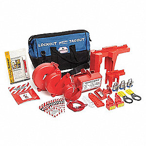 LOCKOUT KIT 22PC