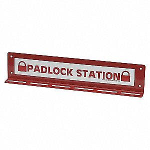 STATION PADLOCK HOLD 24 LOCKS