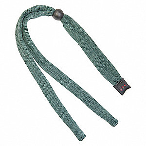 RETAINER STANDARD END DARK GREEN