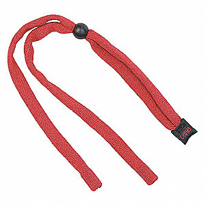 RETAINER LARGE END RED