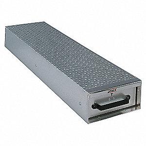 JOBOX ALUM 1DRAWER LNG FLR 50X6X12