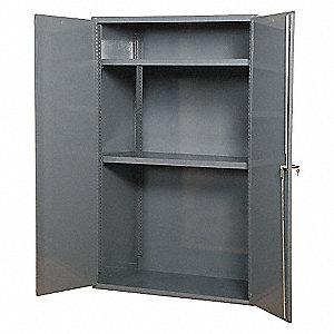 FLUSH DOOR CAB 2SHF 36X24X42 #95