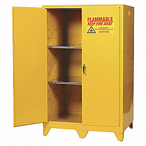 CABINET 90GAL WITH LEGS