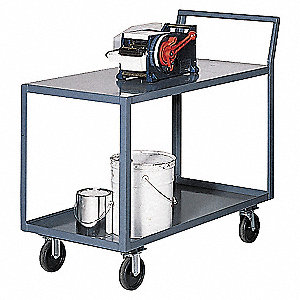 Utility Cart,Steel,60 Lx30 W,1200 lb.