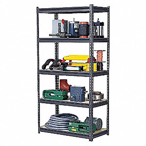 SHELVING HD BOLTLESS 48X24X72