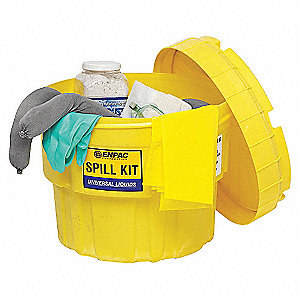 SPILL KIT 20-GALLON DRUM AGGRESSIVE