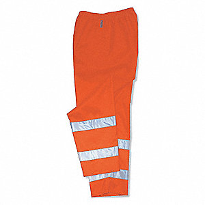 PANTS RAIN XL ORANGE