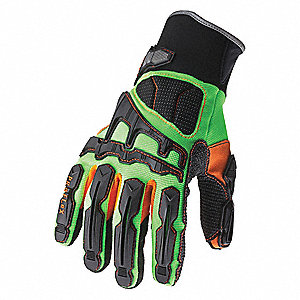 DORSAL IMPACT REDUCING GLOVE LARGE