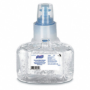 700mL Hand Sanitizer Cartridge, LTX, 3 PK
