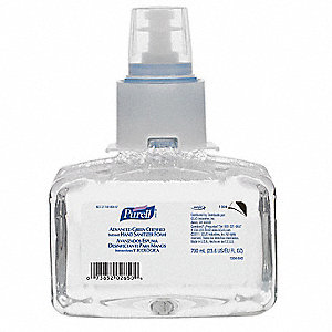700mL Hand Sanitizer Refill Bottle, 3 PK
