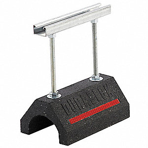 Pipe Support Block,200 Lb,5 1/2 12 In H