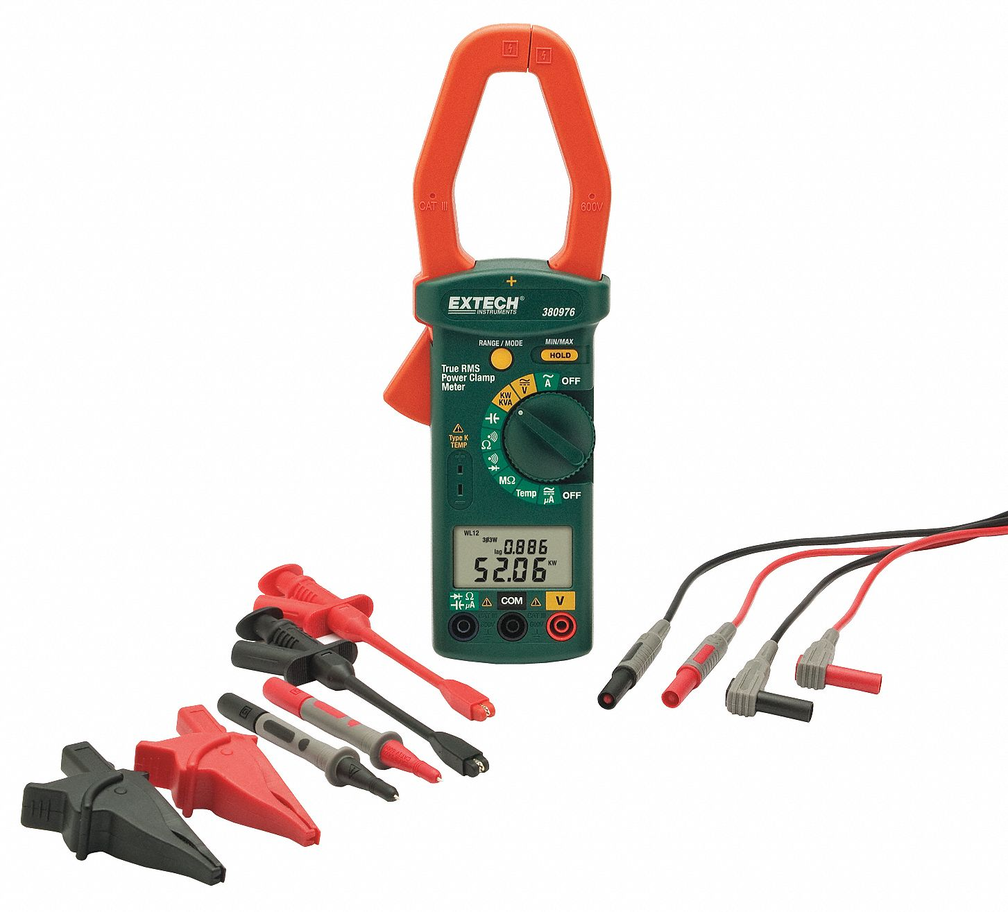 Clamp On Power Meters