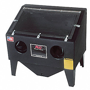 "30"" x 20"" x 28"" Bench Top Pneumatic Blast Cabinet"