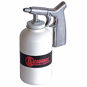 "Siphon-Feed Polymer Economy Bottle Blaster, Includes 1/4"" Nozzle"