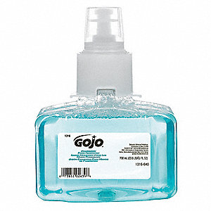 Hand Soap, Pomegranate, 700mL Bottle, Package Quantity 3