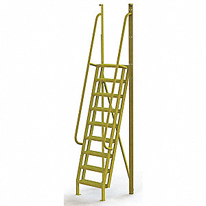Configurable Crossover Ladder,132 In. H