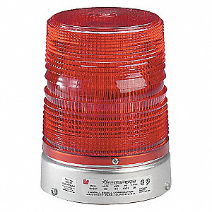 LIGHT STROBE RED