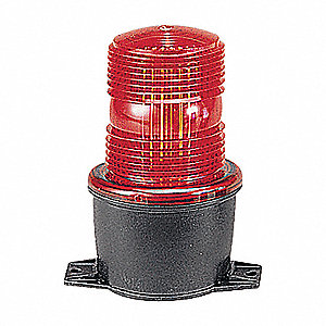 LIGHT LED T MOUNT 12-28VDC RED