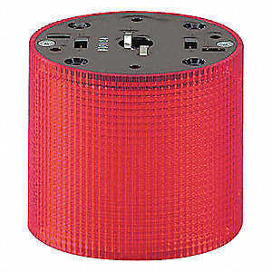 LIGHT STACKABLE RED