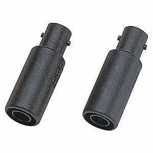 ADAPTOR BANANA TO BNC SET OF 2