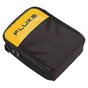 CASE CARRYING POLYESTER BLK/YLW