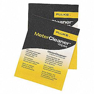 METER CLEANER WIPES 6-PACK