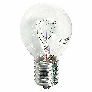 LAMP INCAND 40S11N/1 00555