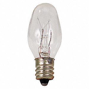 LAMP INCAN. 4WATT 2/CD 16001