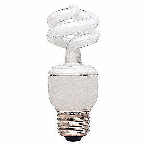 SCREW-IN CFL, 10W, NON-DIMM, 2700K