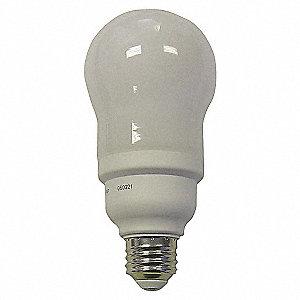 SCREW-IN CFL, 15W, NON-DIMM, 2700K