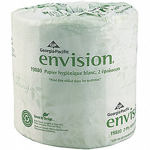 TISSUE BATHROOM 2PLY ENVISION 48/CA