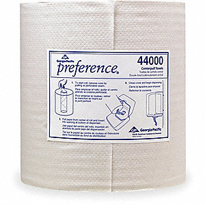 TOWEL C-PULL PREFER 2-PLY WHT 6/520