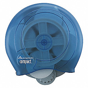 DISPN TISSUE CMPCT HI-CAP SPLASH BL