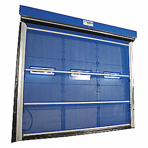 DOOR MESH MOTORIZED 10FT H X 9FT