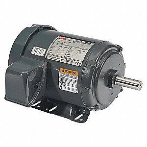 MOTOR 2HP 3PH 1745RPM 208-230/460