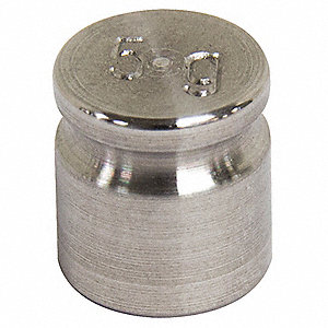 Calibration Weight (w/cert), 5 g