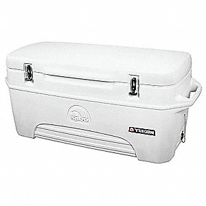 250 qt. White Chest Cooler
