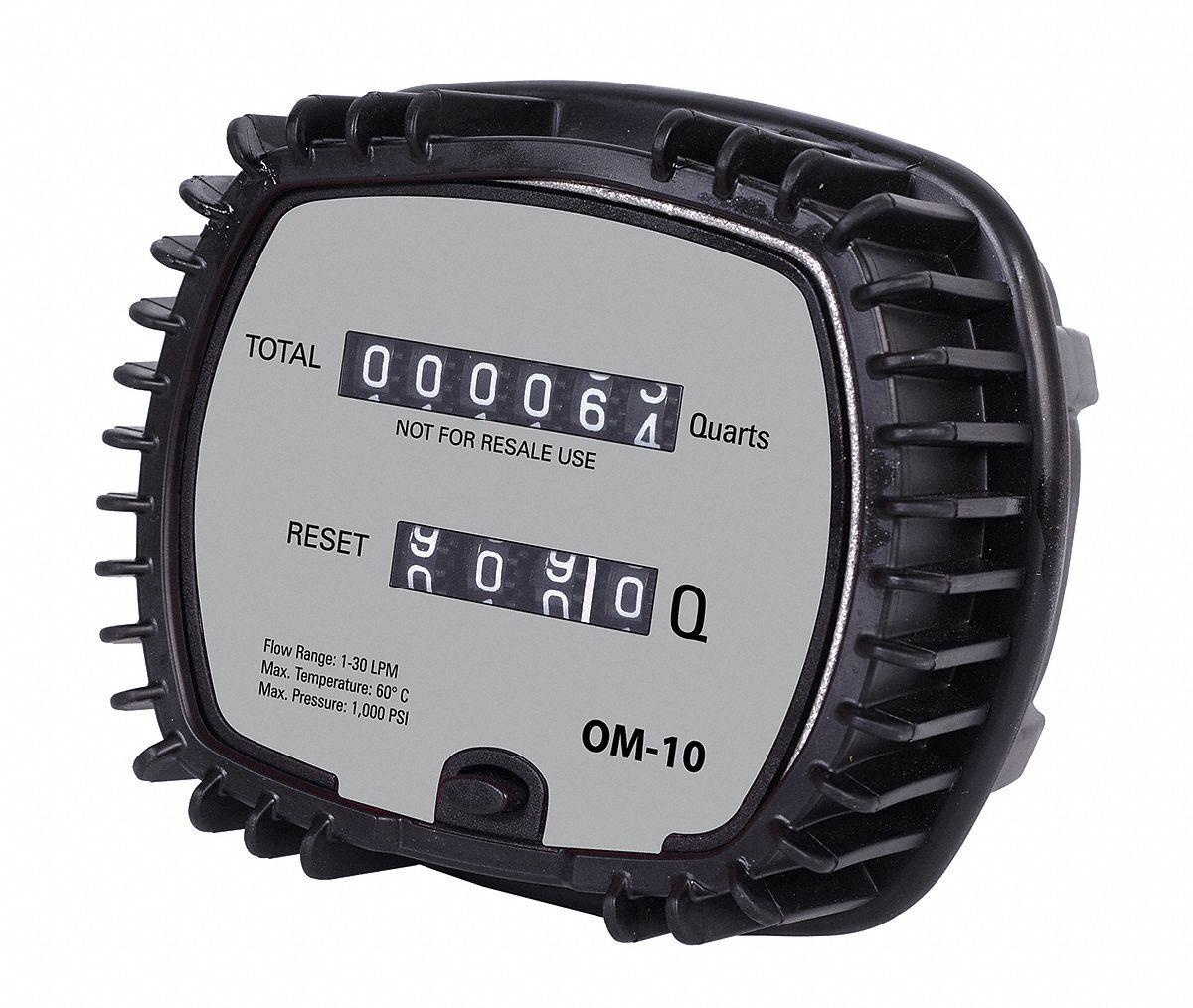Oil Metering