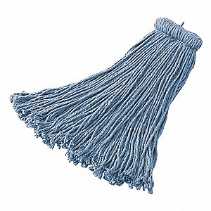 String Wet Mop,22 oz., Synthetic,PK12