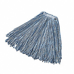 String Wet Mop,28 oz., Synthetic,PK12